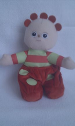 Adorable My 1st 'Unn' Tombliboo In the Night Garden Plush Toy